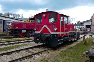 332 157-7 Museum Nördlingen 12.04.2015