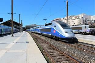Am 16.08.2018 verlässt TGV 6116 den Bahnhof von Marseille und macht sich auf den Weg die über 700 km nach Paris in etwas über 3 Stunden zurückzulegen.