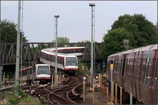 Dreimal U-Bahn -    ...