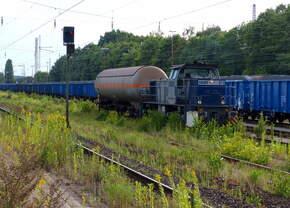 RBH 673 am 24.07.2014 in Gladbeck-West