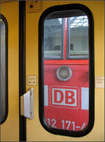 Türfenster zur Lok -    10.04.2005 (J)