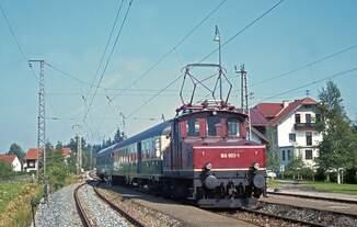 169 003 am 10.8.1978 in Altenau.