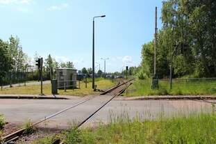 Heute präsentiere ich Teil 4 von der ehemaligen ZCM Industriebahn (Zwickau-Crossen-Mosel), die eine Gesamtlänge von 7,996 km hatte.