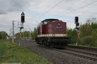 202 484-2 CLR als Tfzf bei Banteln am 16.05.2016
