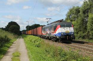 189 213 Locon (Liked by Rail) Osterholz-Scharmbeck 09.07.2016