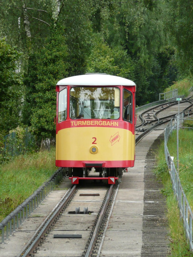 Karlsruhe Turmbergbahn