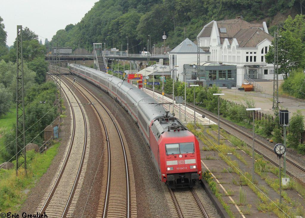 Bahnhof Porta Westfalica Fotos