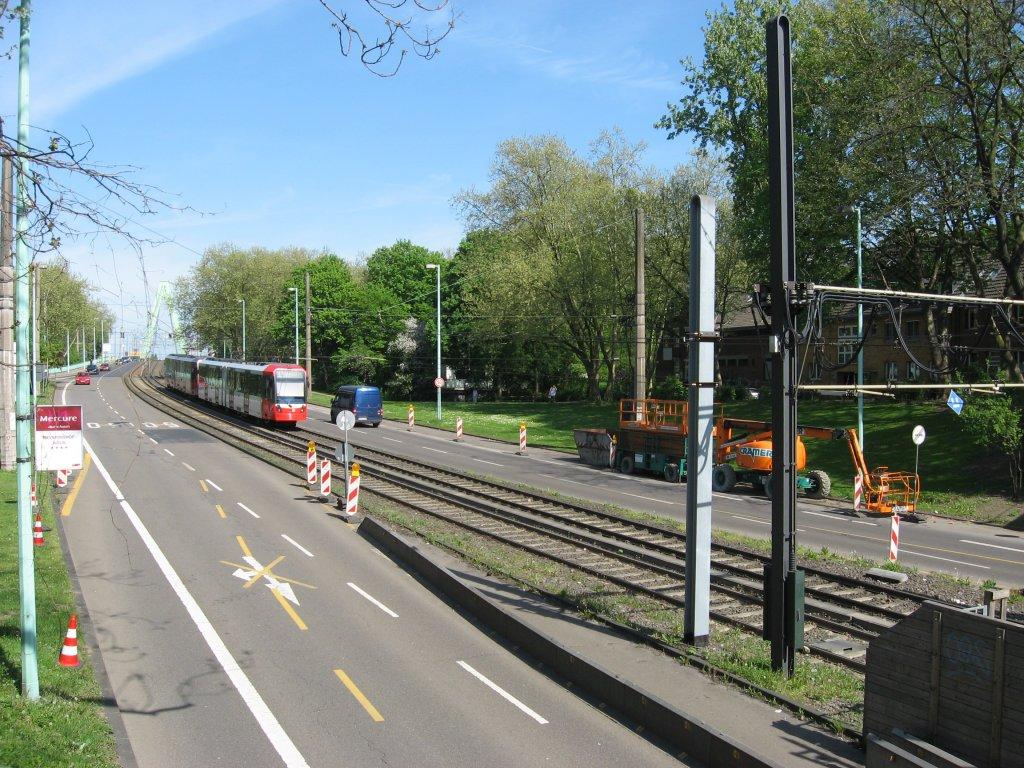 Linie 4 Schlebusch