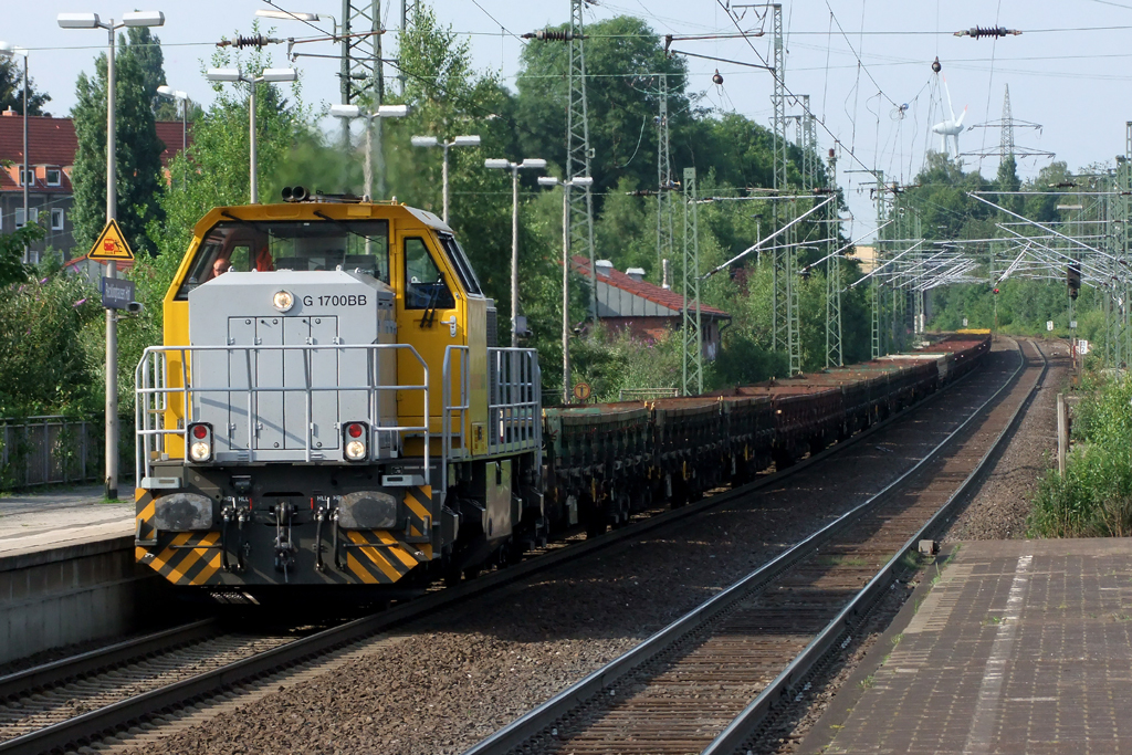 277 031-1 in Recklinghausen 4.7.2012