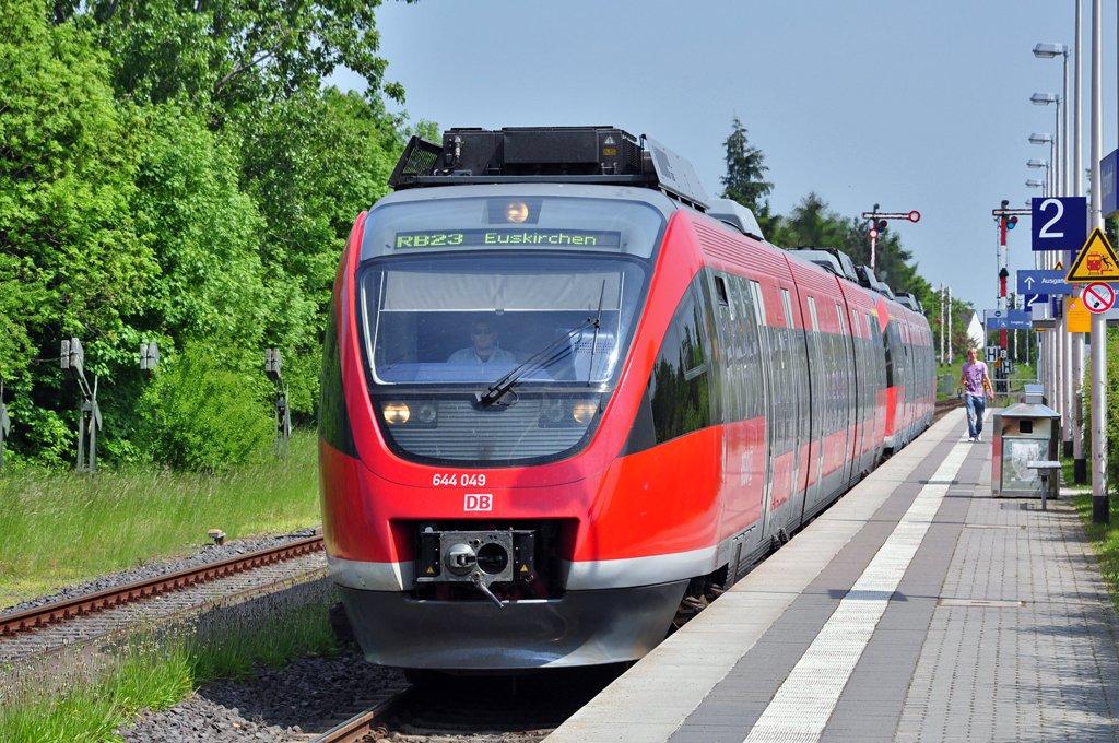 Rb 25 Köln Fahrplan