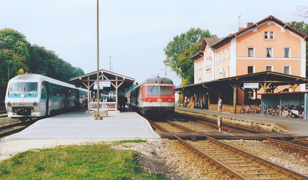 Neukirchen Bei Sulzbach Rosenberg