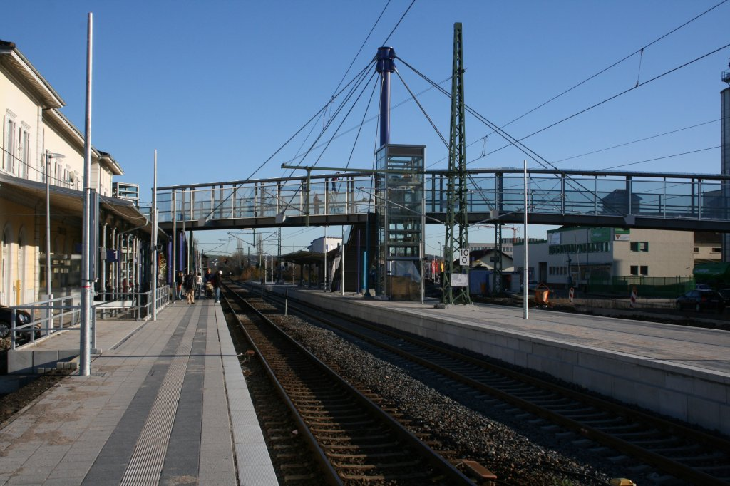 ötigheim Bahnhof