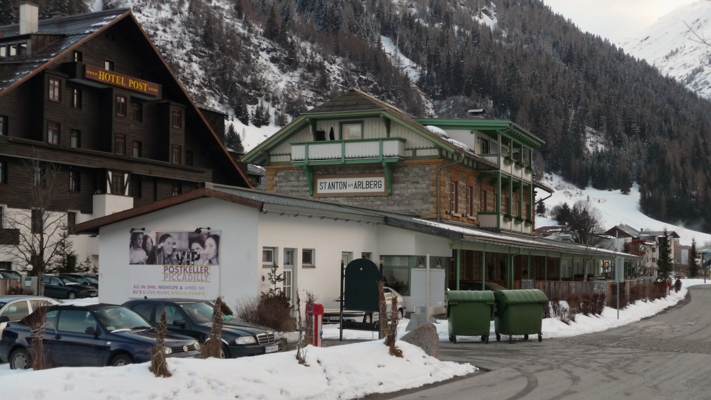 Hotel Post Arlberg St Anton