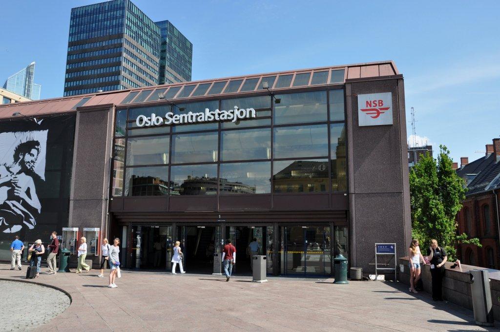 Oslo Sentralstasjon Oslo Oslo Oslo Sentralstasjon