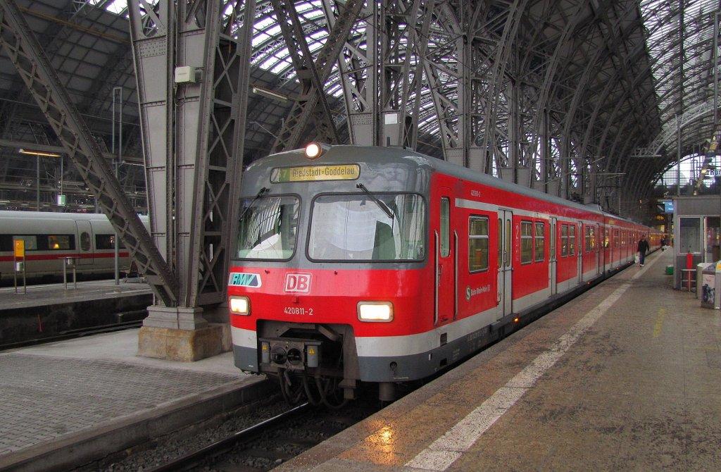 S-Bahn Rhein Main