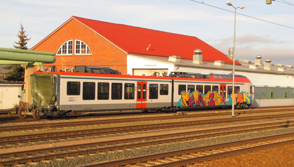 CAN24207 Kassel nach Fulda kurz vor Fulda am 04.10.2011 - Bahnbilder ...