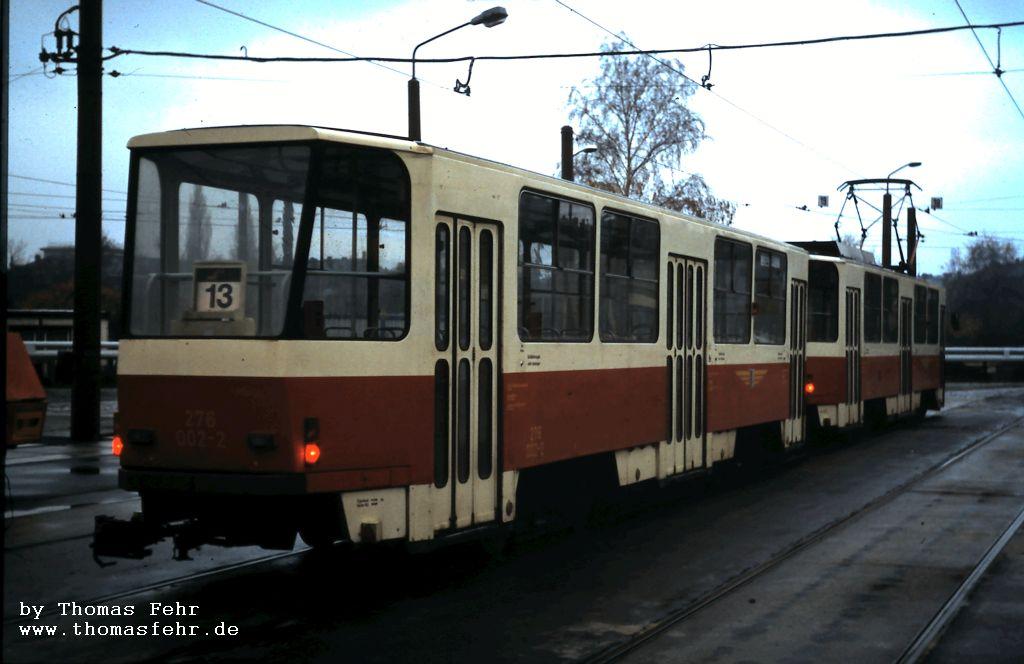 deutschland dresden depot trachenberge 1991