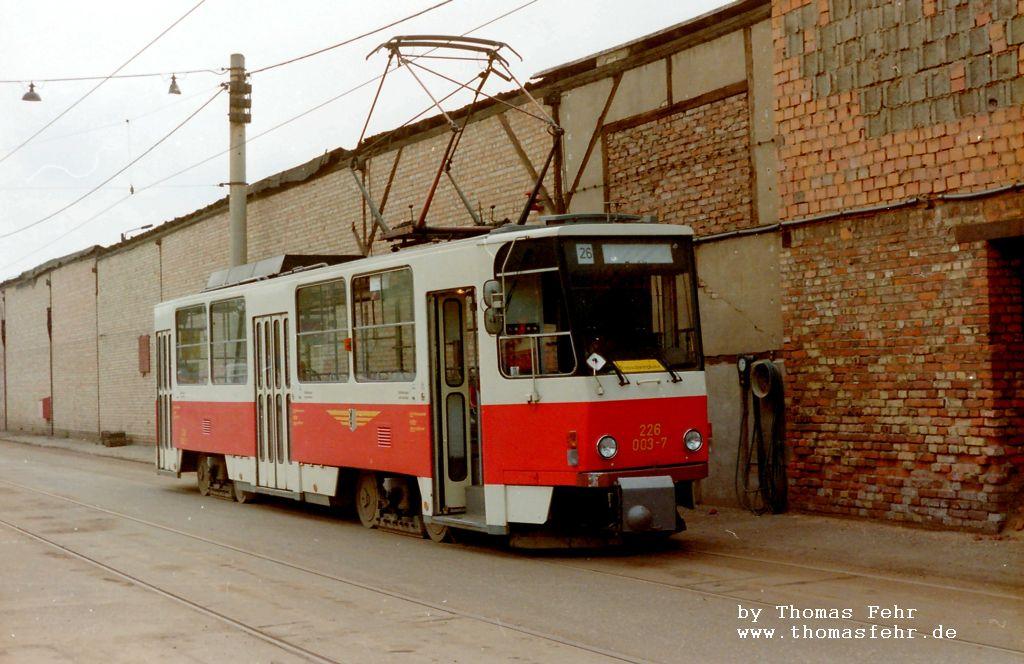 deutschland dresden depot johannstadt 1991