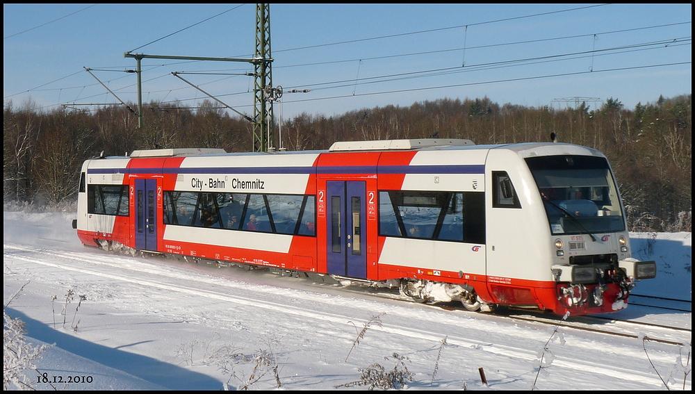 Kbs 516 Chemnitz Hainichen Fotos Bahnbilderde