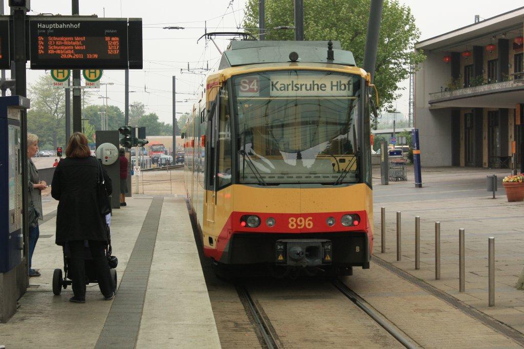 S4 Karlsruhe Heilbronn