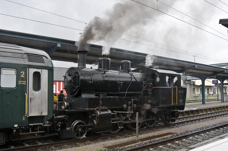 Gegen ende des depotfests in olten werden die historischen for Depot konstanz