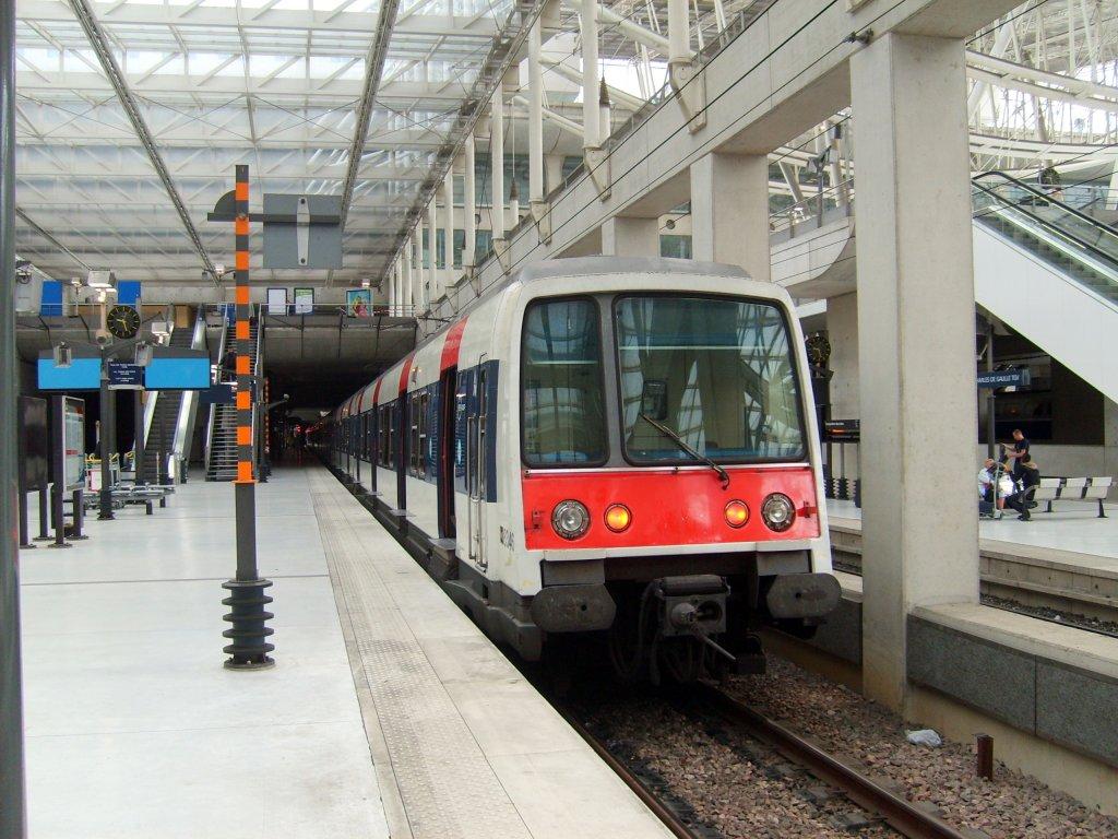 8100 | 8400 SNCF_RATP (MI 79 | MI84) Fotos - Bahnbilder.de