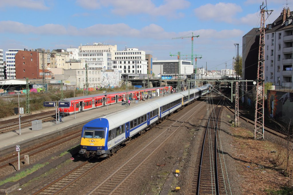 Hamburg - Köln