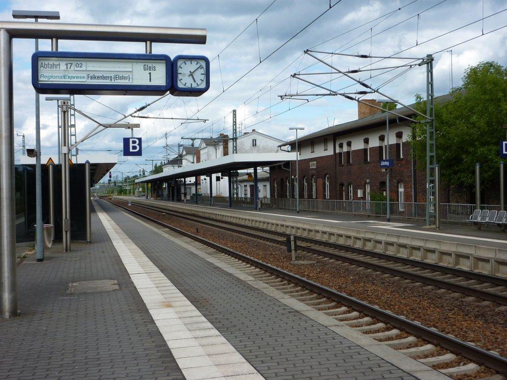 Bahnhof Waghäusel
