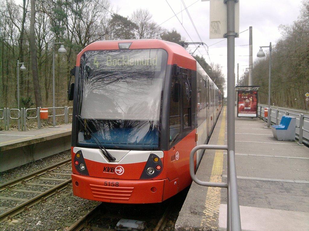 Schlebusch Stadtbahn