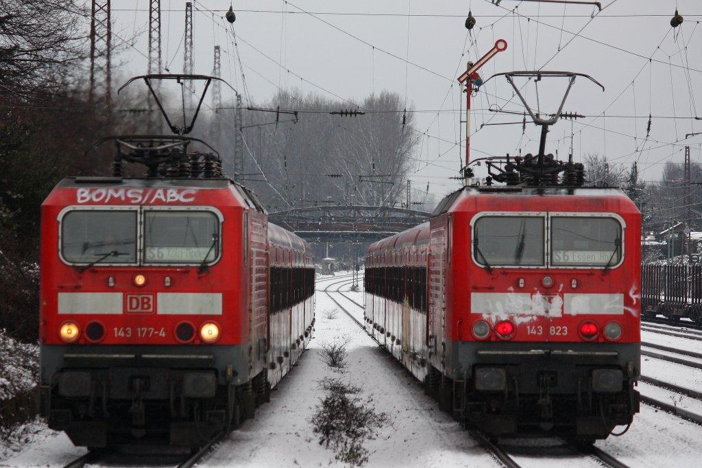 S6 Köln Hbf