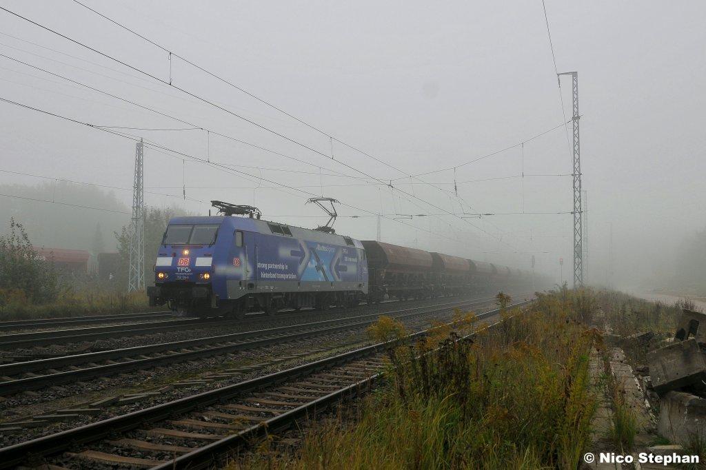 Morgens Halb Zehn In Deutschland Und Aus Der Dicken Nebelsuppe