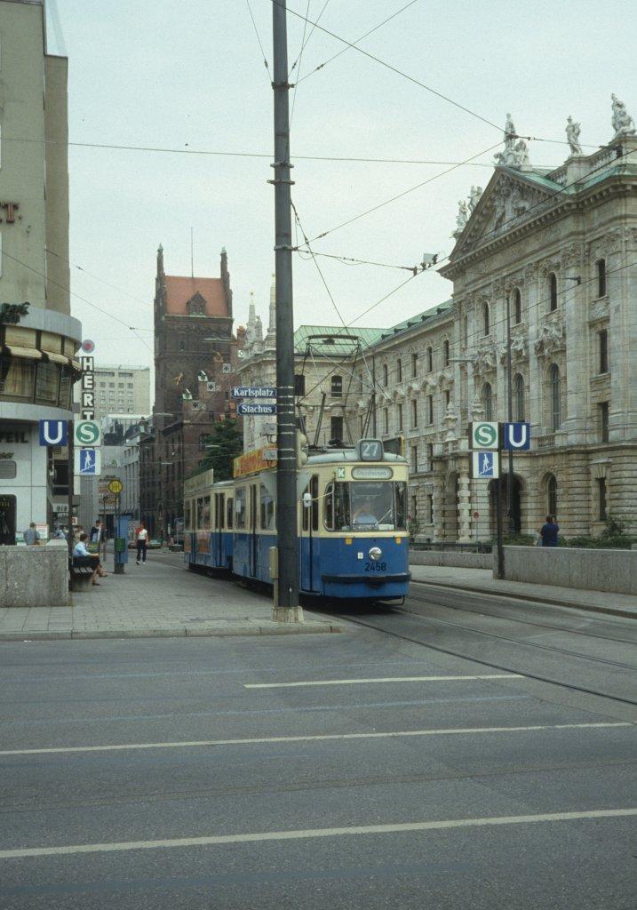 Linie 17 München