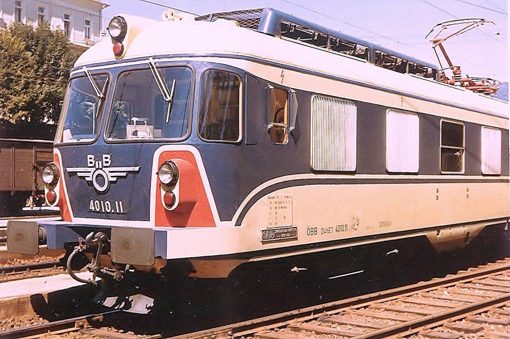 Baureihe 4010 (ÖBB) Fotos - Bahnbilder.de
