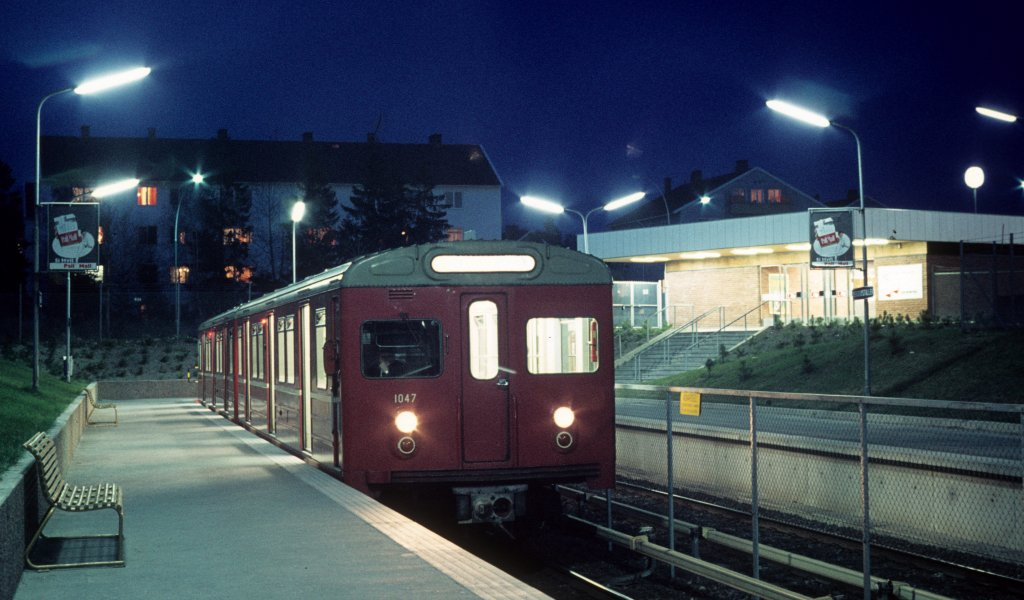 List of Oslo Metro stations - Wikipedia, the free encyclopedia