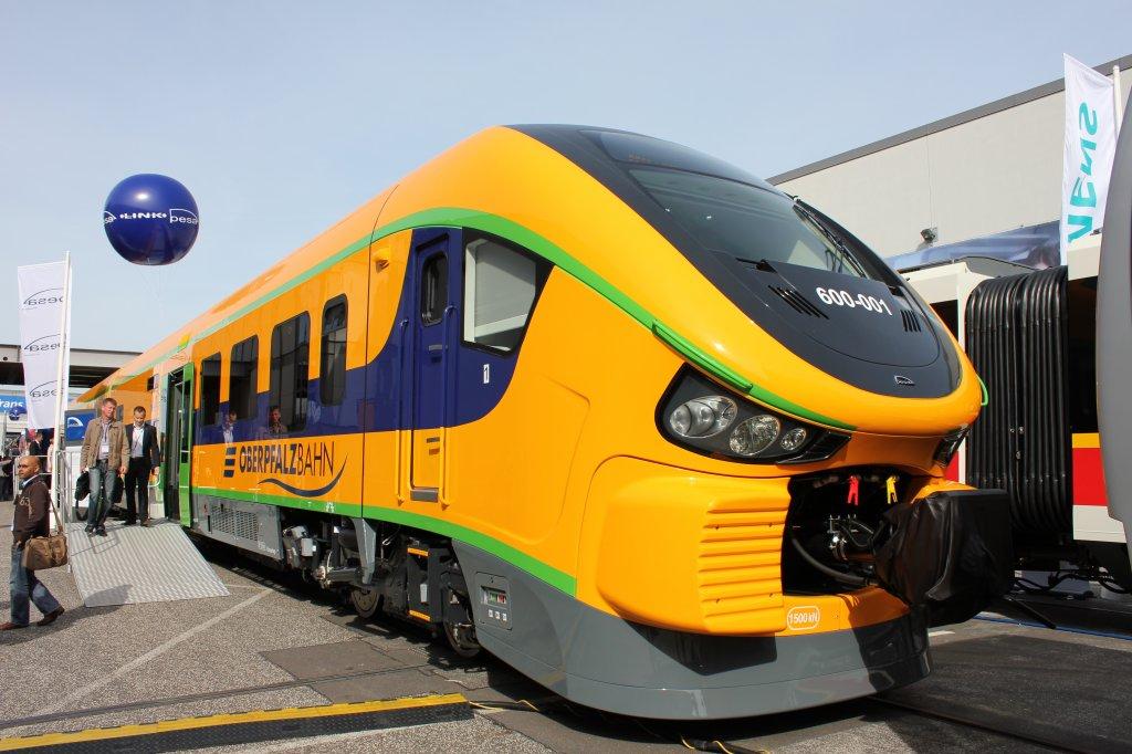 Re: Intercity Direct, de opvolger van de Fyra