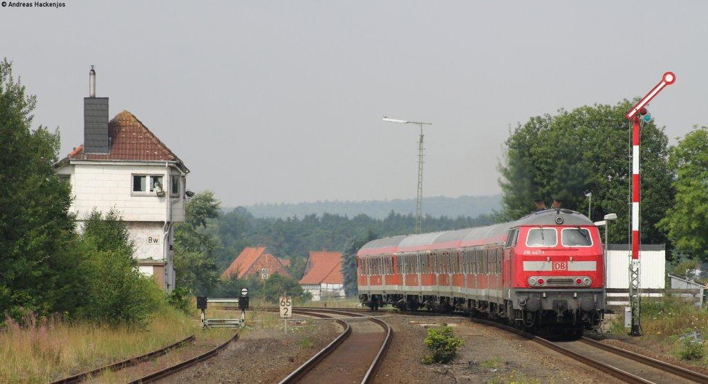 Hannover Bad Harzburg