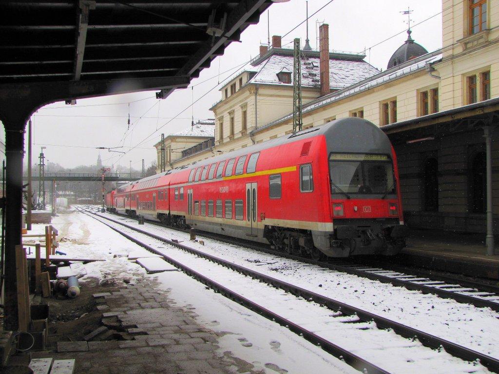 Bäder Leipzig re 3707 bäder express leipzig hbf nach reichenbach vogtl ob