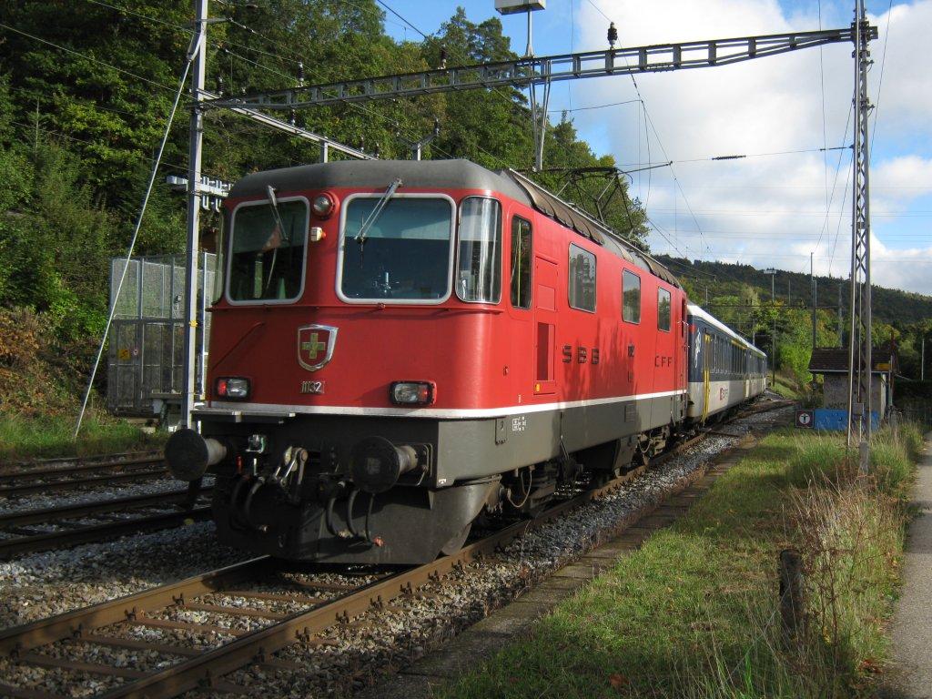 Re 4 4 ii 11132 mit regio express 2762 bei ausfahrt in for Depot kamen
