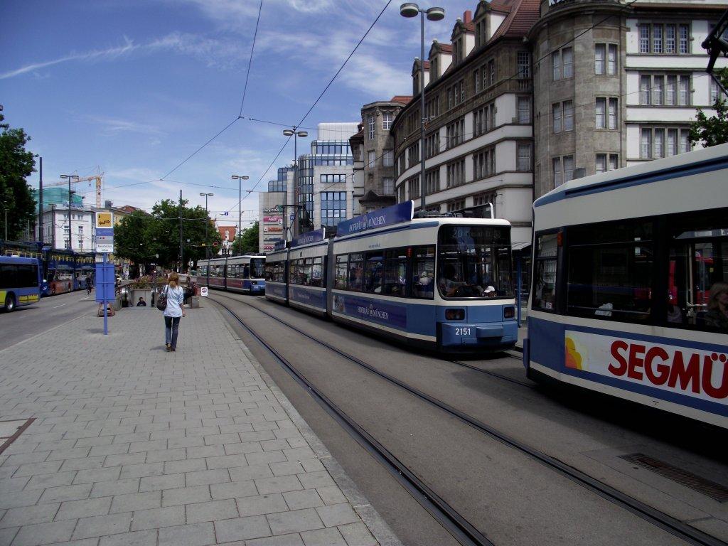 Straßenbahn München Fotos 13 Bahnbilderde