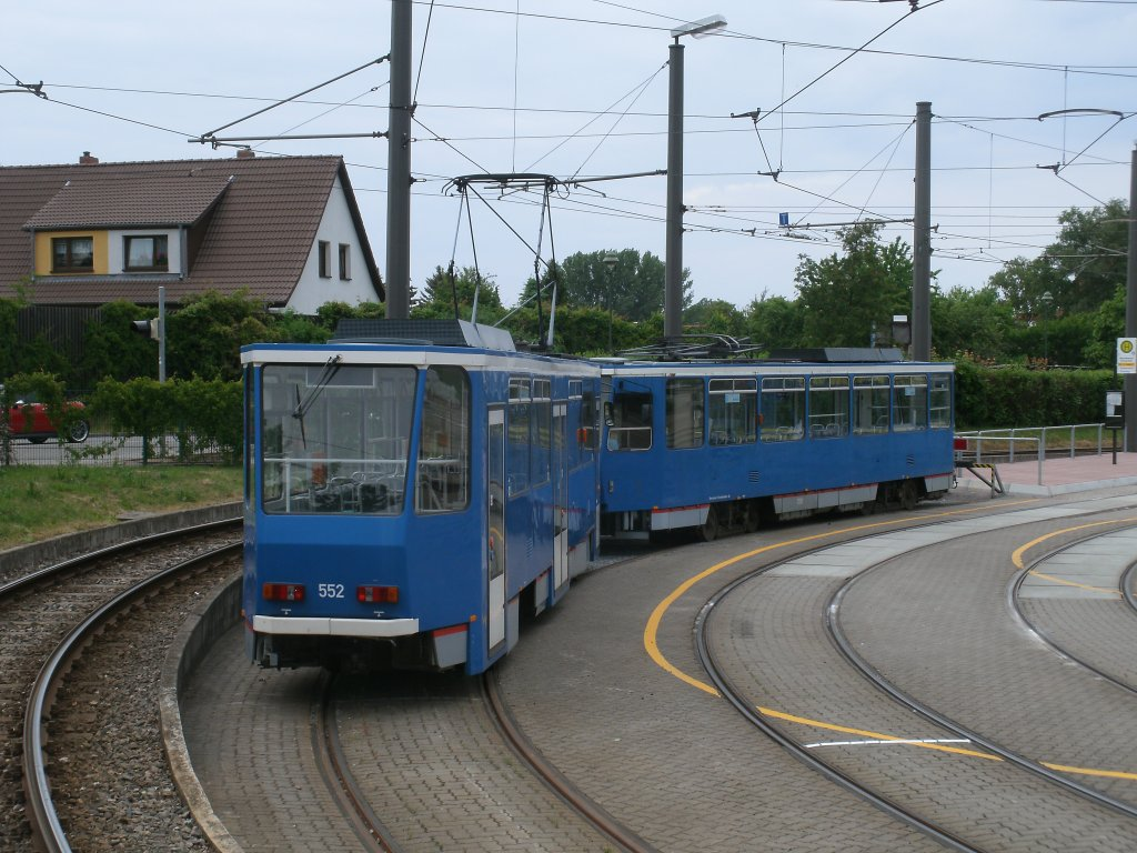 Stra Enbahn Rostock Fotos 19