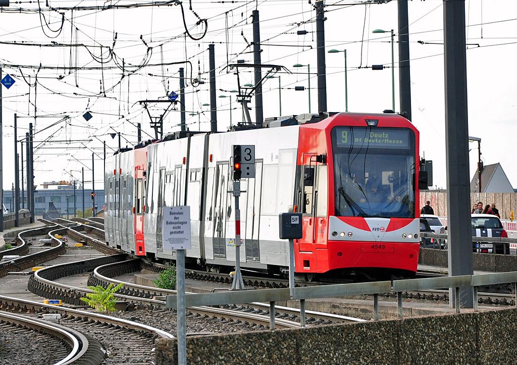 Kvb Linie 9 Aktuell