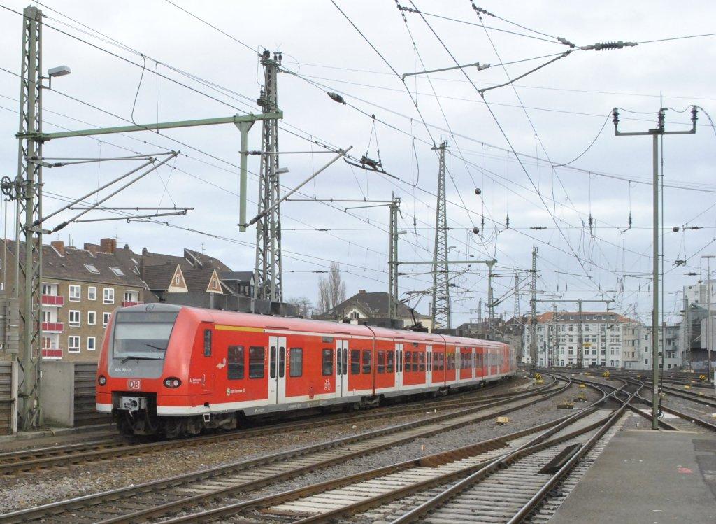 Möbelspende Hannover triebwaggen der s bahn hannover in hannover am 02 04 2012 bahnbilder de