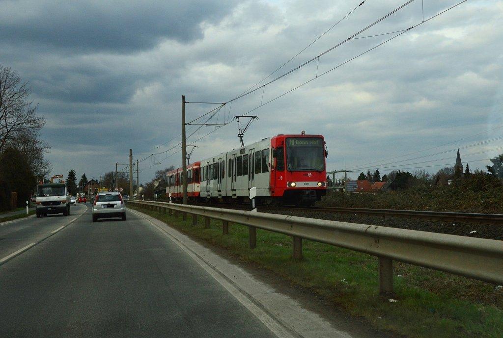 Linie 18 Nach Bonn