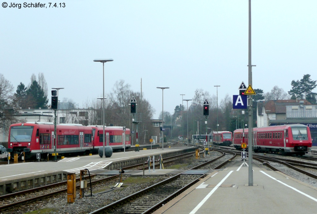Bahnhof friedrichshafen fotos 2 for Depot friedrichshafen