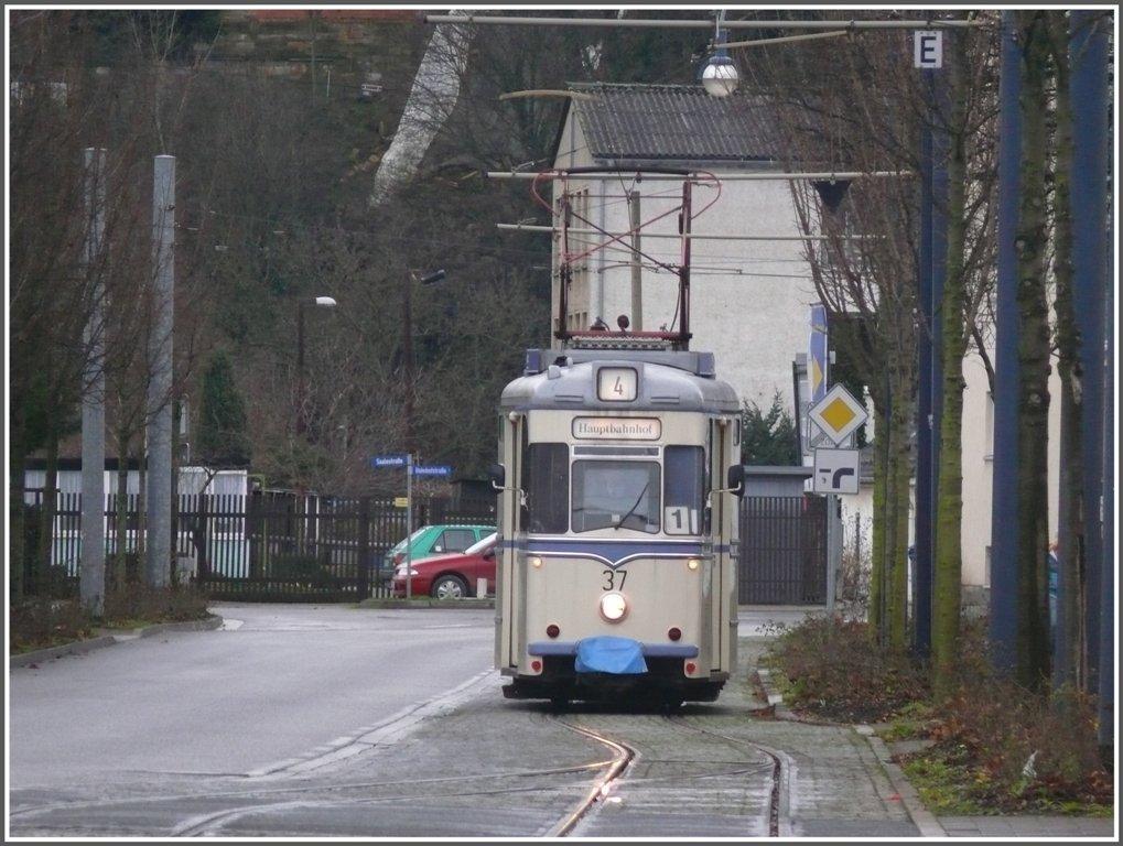 Stra Enbahn Naumburg Saale Fotos 3