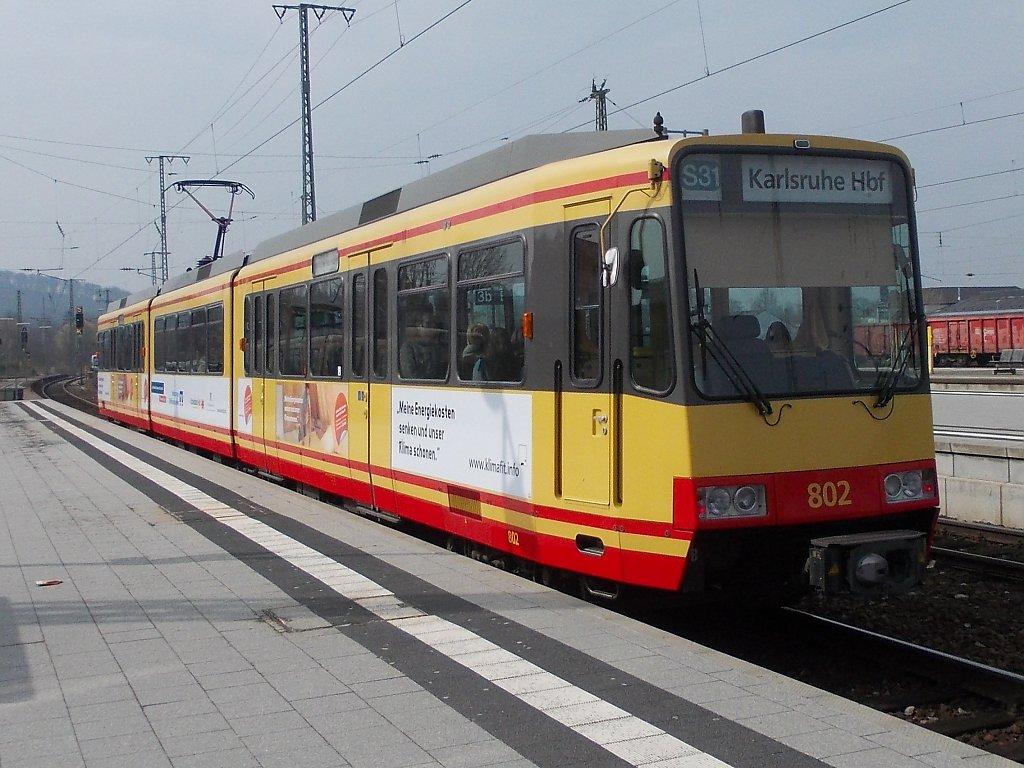 S-Bahn Karlsruhe