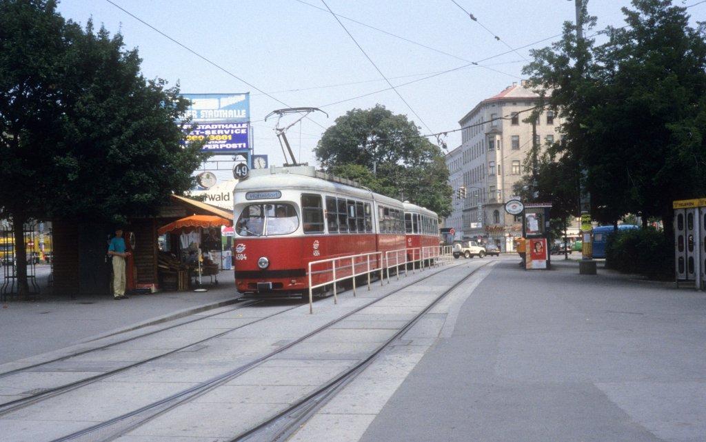 Filewien Wvb Sl 49 E1 664860jpg Wikimedia Commons
