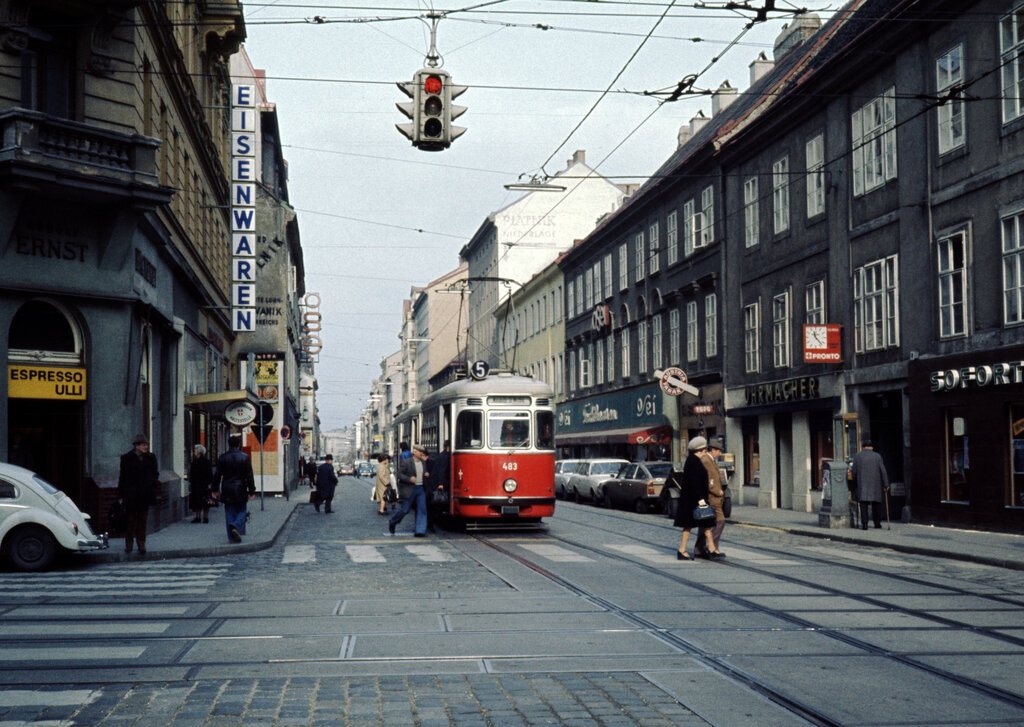 Kaiserstraße Wien