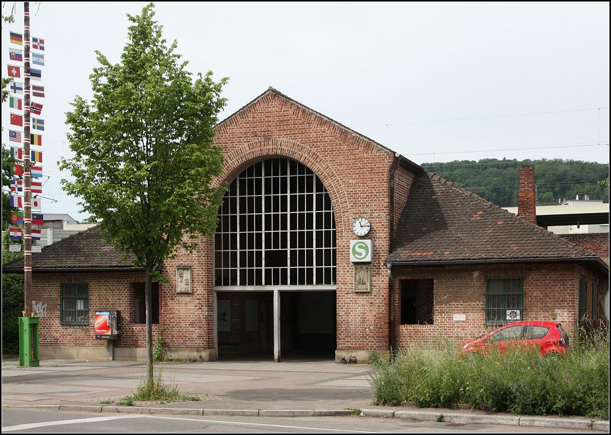 Bahnhof Esslingen Fotos