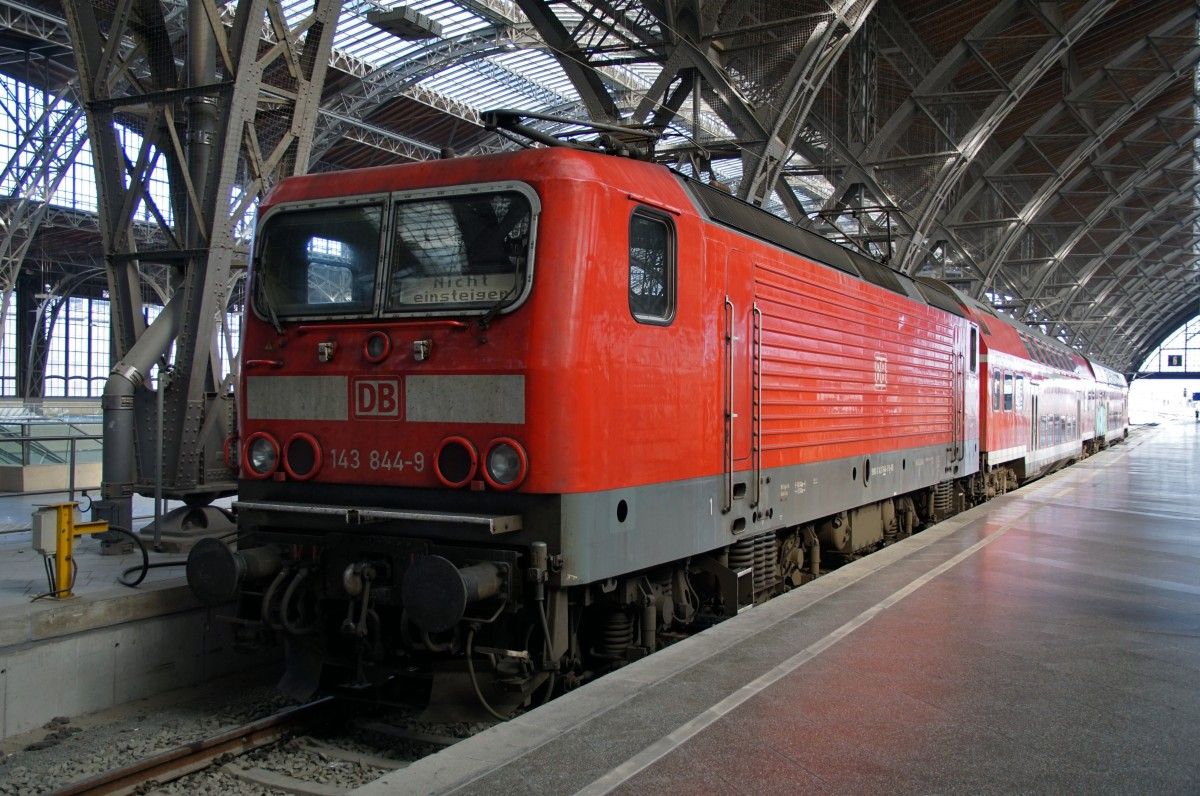 143 844-9 in Leipzig am 04.10.2014